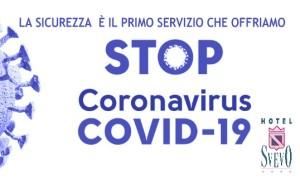 Misure di sicurezza COVID-19